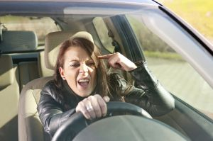 road-rage-woman-angry-thinkstockphotos-177009355